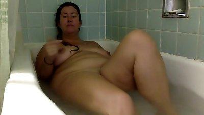 Yoga in the Bath