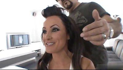 Hot booty MILF Lisa Ann - porn video