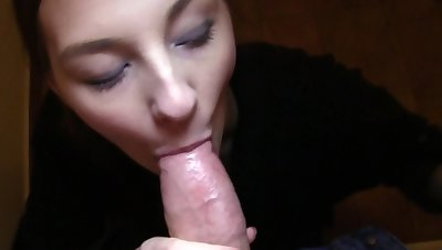 Exclusive POV sex and oral with my hot step sis