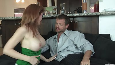 Big locate for the order about redhead once she ends with sucking it