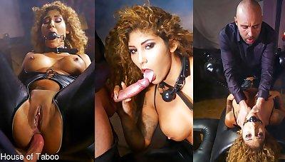 Pablo Ferrari & Venus Afrodita near Chained & Exasperation Fucked - KINK